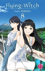 Flying witch T.8