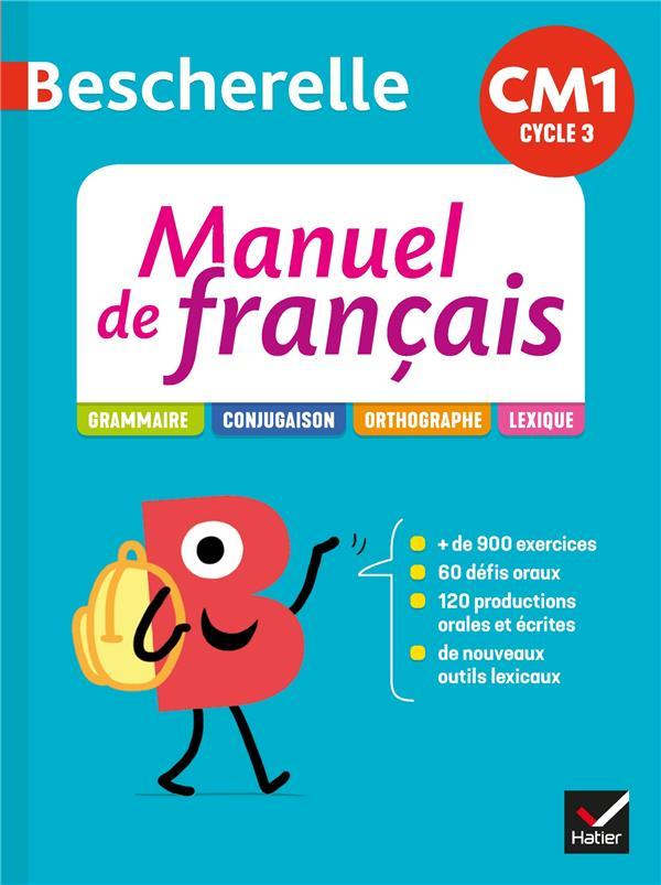 Bescherelle ; manuel de français ; CM1 (édition 2020)
