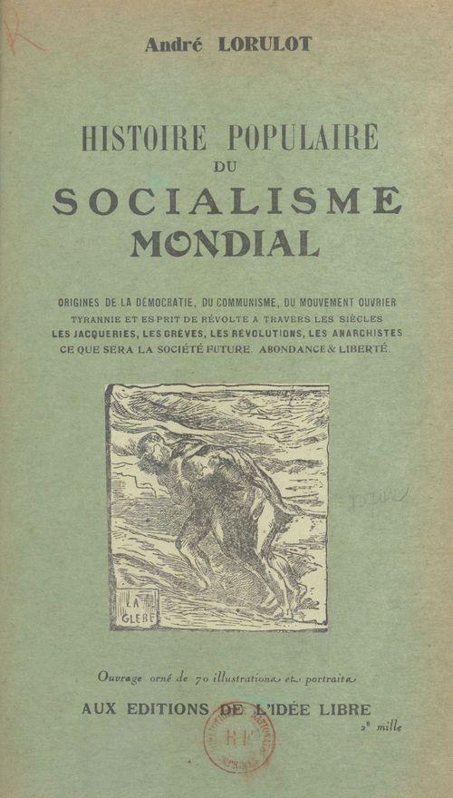 Histoire populaire du socialisme mondial