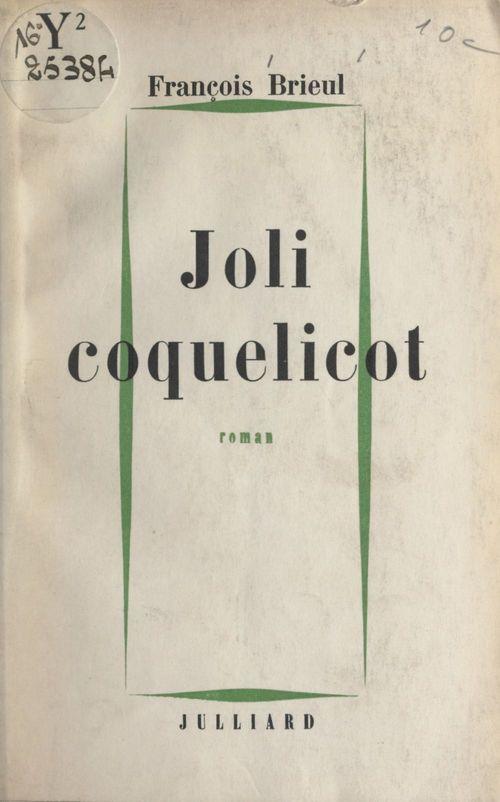 Joli coquelicot