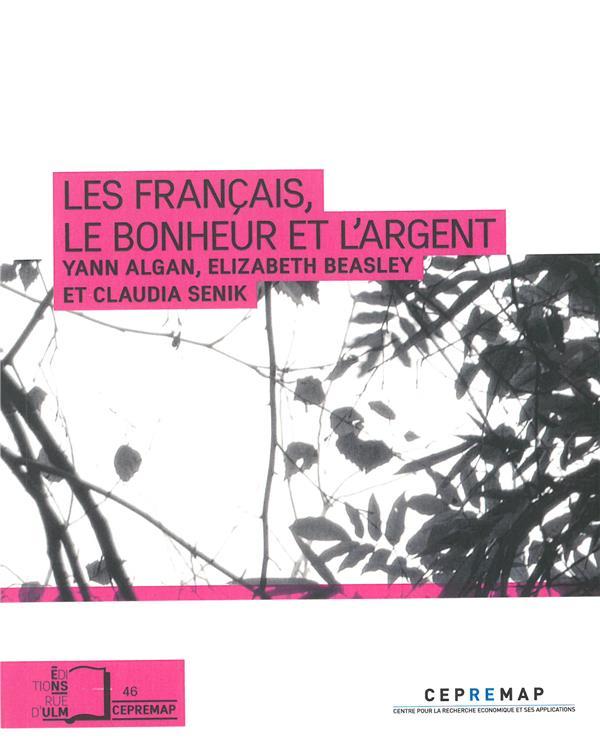 Les Francais, le bonheur et l'argent