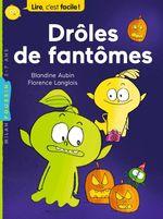 Vente EBooks : Drôles de fantômes  - Blandine Aubin