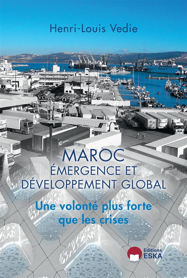 L'Exception Marocaine ; De L'Emergence A La Resilience