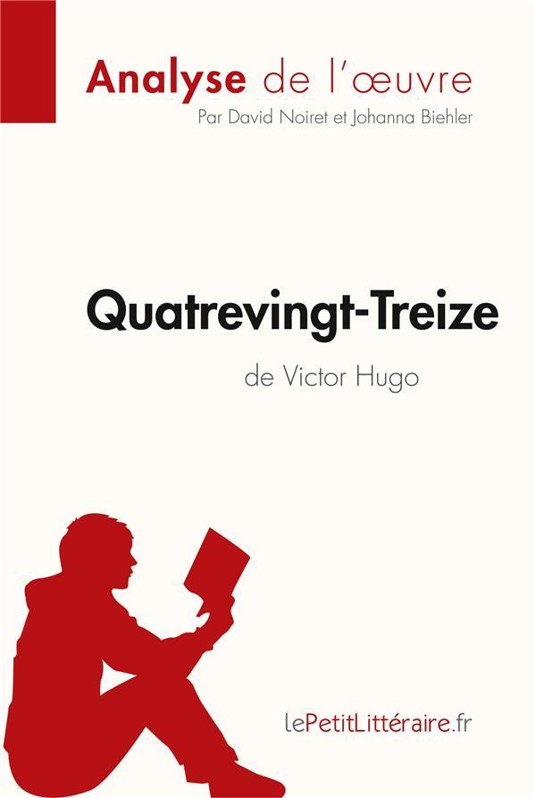 Quatrevingt-Treize de Victor Hugo