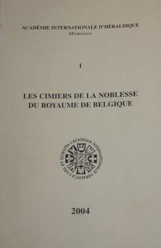 Les cimiers de la noblesse du royaume de belgique
