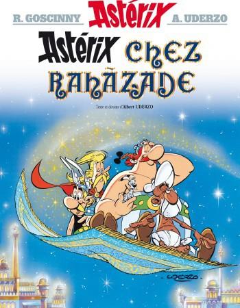 Asterix - Astérix chez Rahazade - n°28