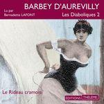 Les Diaboliques 2. Le rideau cramoisi  - Jules Barbey d´Aurevilly