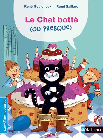 Le chat botté (ou presque)