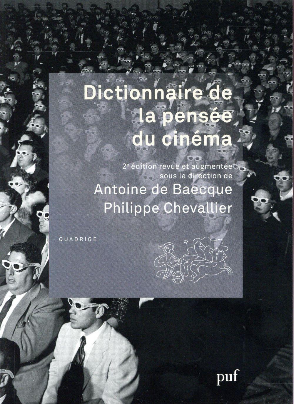Dictionnaire de la pensée du cinéma (2e édition)