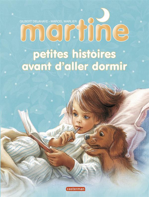 Martine petites histoires avant d'aller dormir t.3