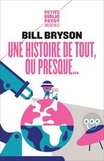 Vente EBooks : Une histoire de tout, ou presque...  - Bill Bryson