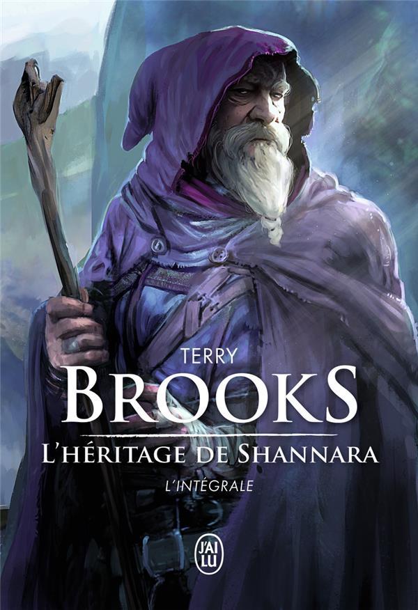 L'héritage de Shannara ; INTEGRALE T.1 A T.4
