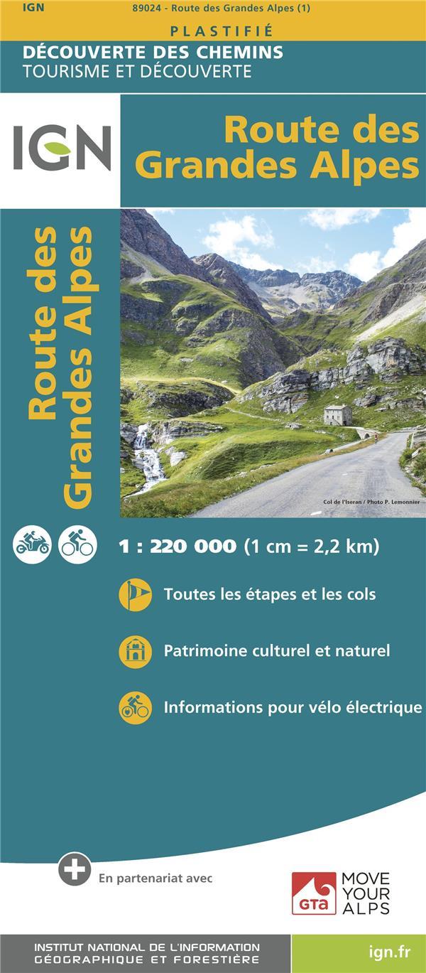 89024 ; route des grands Alpes