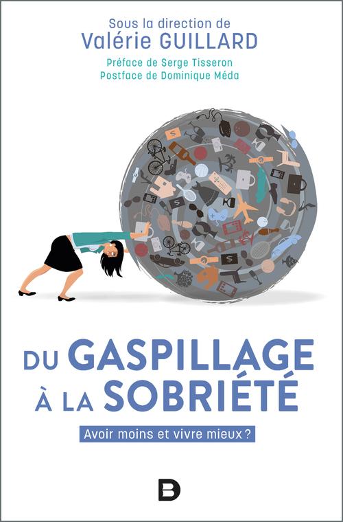 Du gaspillage à la sobriété ; avoir moins et vivre mieux