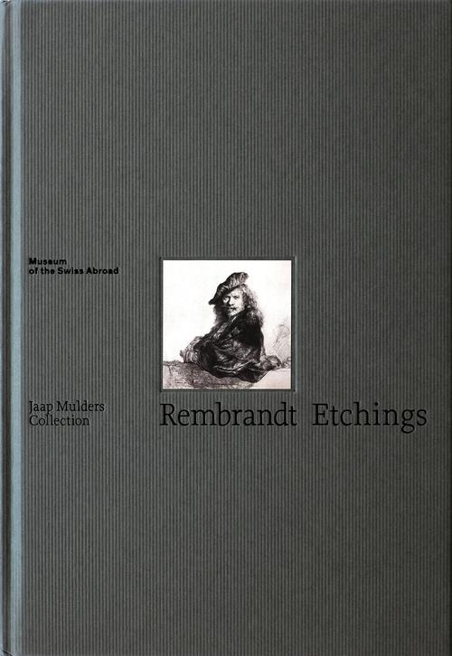 Rembrandt ; etchings