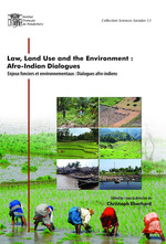 Vente Livre Numérique : Law, land use and the environment: Afro-Indian dialogues  - Christoph Eberhard