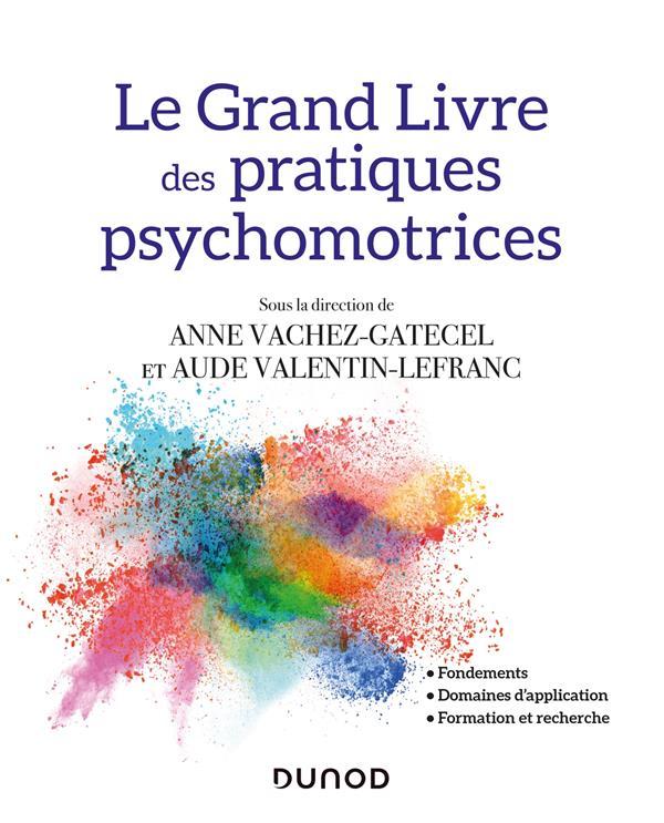 Le grand livre des pratiques psychomotrices