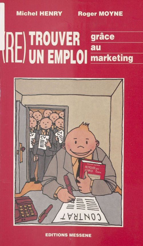 Re-trouver un emploi grace au marketing