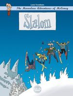 Vente Livre Numérique : The Marvelous Adventures of McConey - Slalom  - Lewis Trondheim