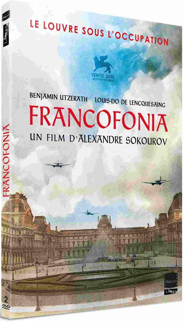 Francofonia - le Louvre sous l'occupation