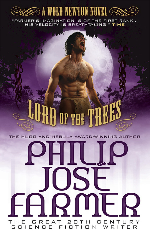 Lord of the Trees (Secrets of the Nine #2)