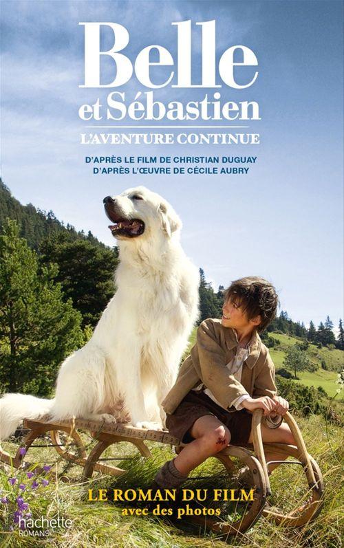 Belle et Sébastien t.2 ; l'aventure continue