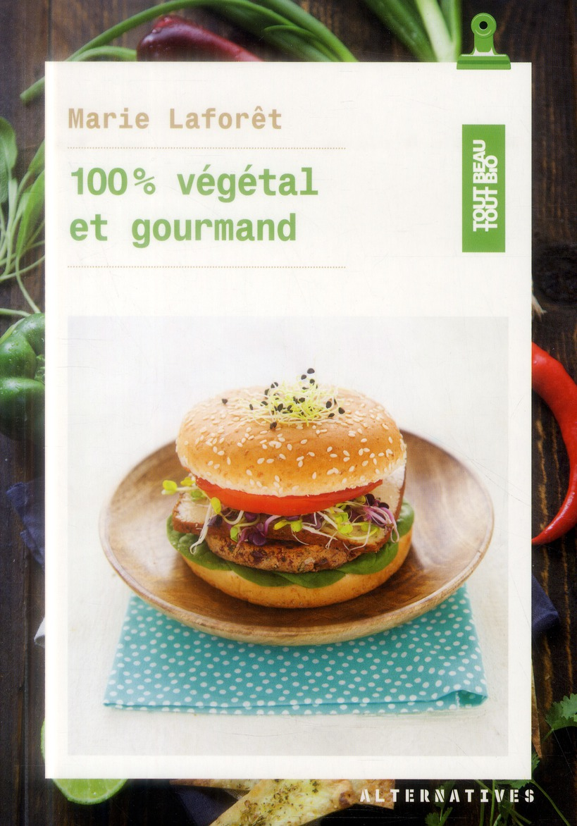 100%  végétal et gourmand