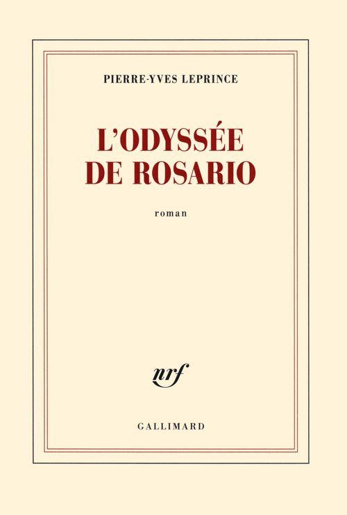 L'odyssée de Rosario
