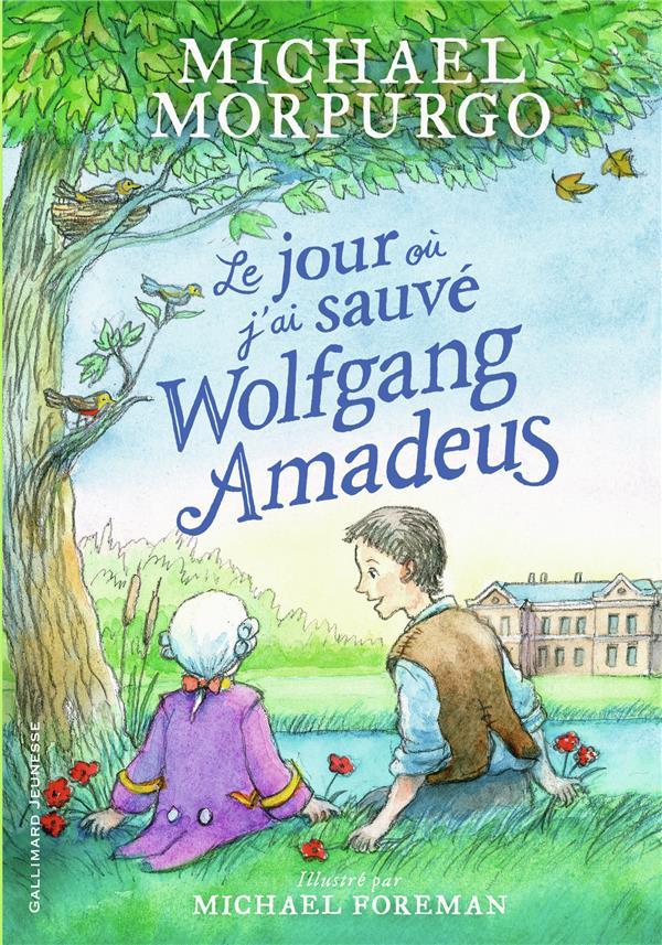 LE JOUR OU J'AI SAUVE WOLFGANG AMADEUS