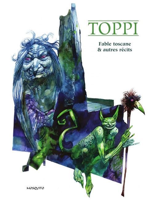 Vente EBooks : Fable toscane et autres récits  - Sergio Toppi