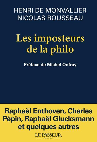 Les imposteurs de la philo