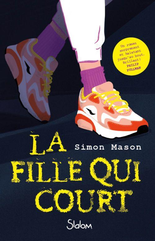 La Fille qui court - Lecture roman ado thriller - Dès 13 ans