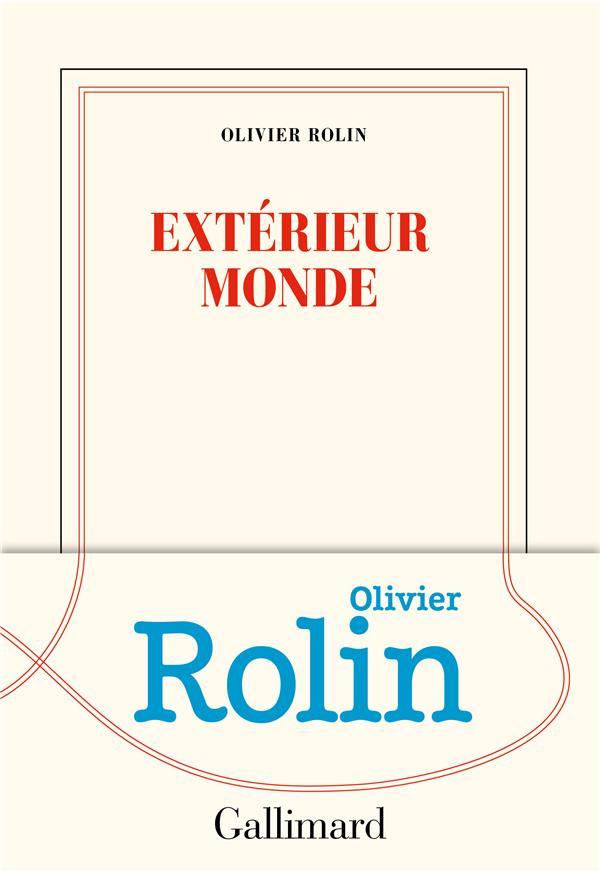 Exterieur Monde