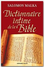 Vente EBooks : Dictionnaire intime de la Bible  - Salomon Malka