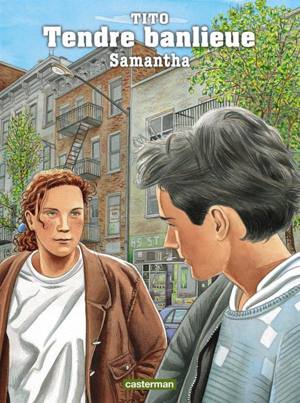 Tendre banlieue t.5 ; Samantha