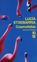 Couverture de Cosmofobia