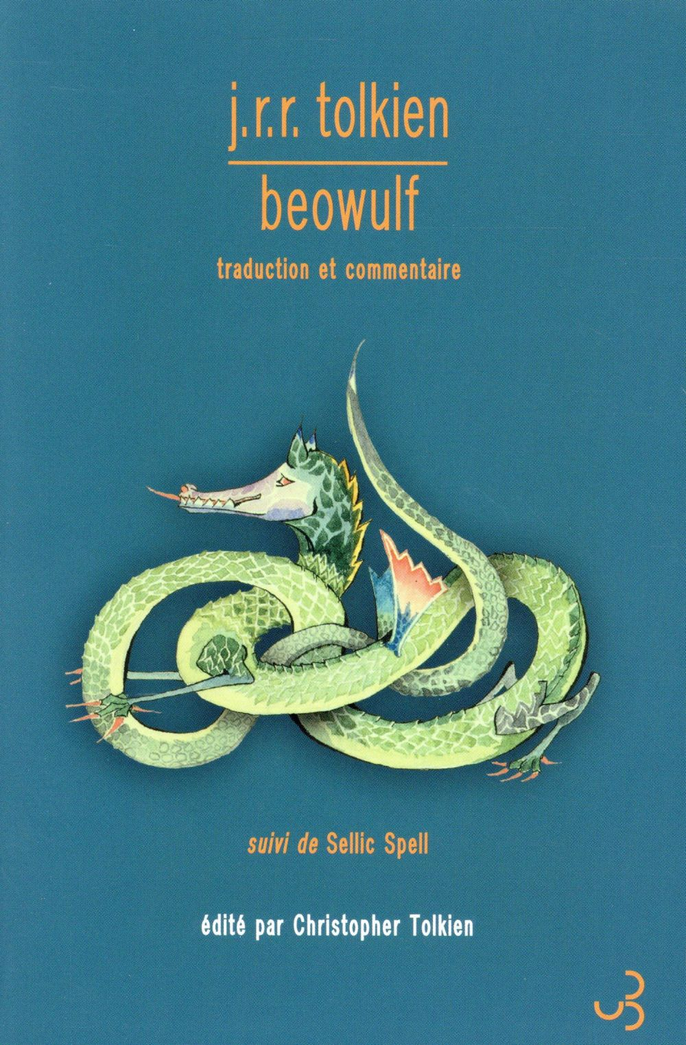 Beowulf, traduction et commentaire ; Sellic Spell