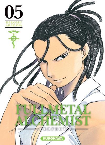 Fullmetal alchemist - perfect edition t.5