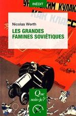 Vente EBooks : Les grandes famines soviétiques  - Nicolas WERTH