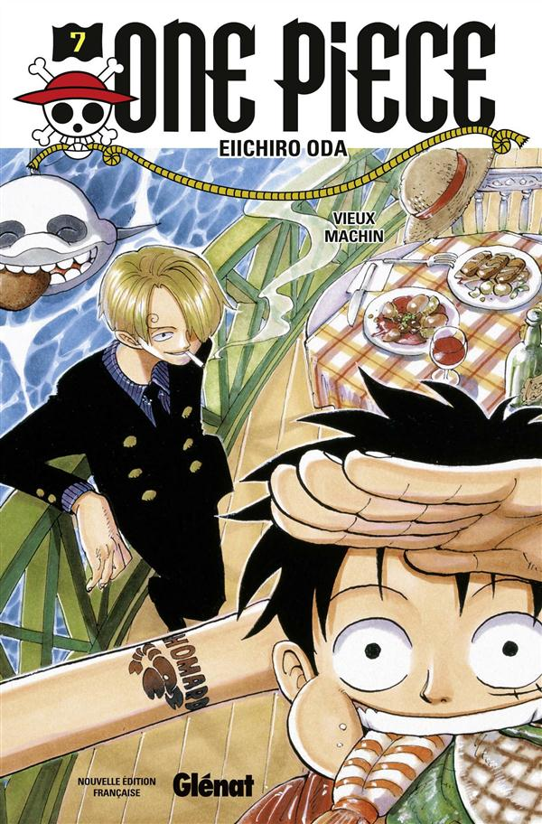 One Piece - édition originale T.7 ; vieux machin