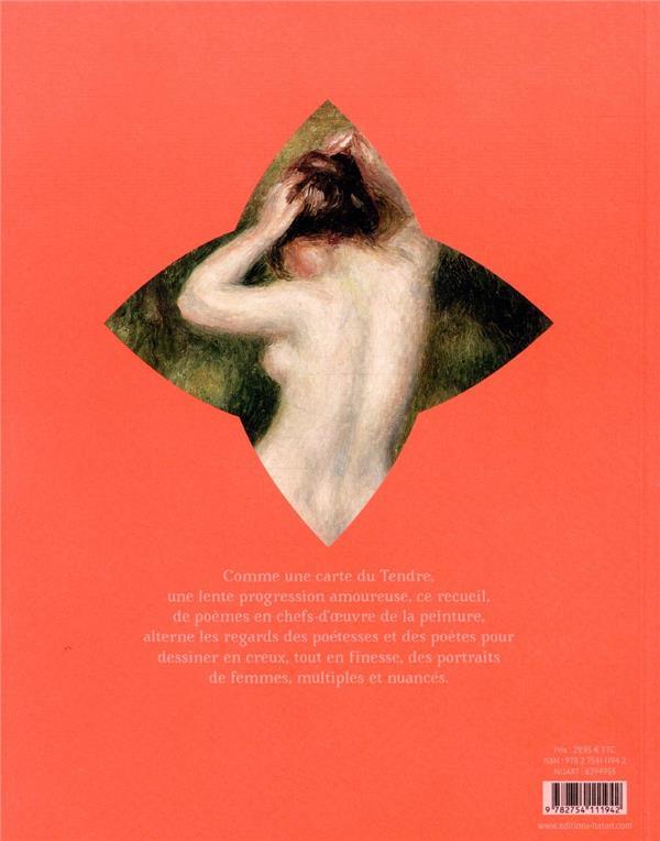 Femmes aimées : entre peinture et poésie