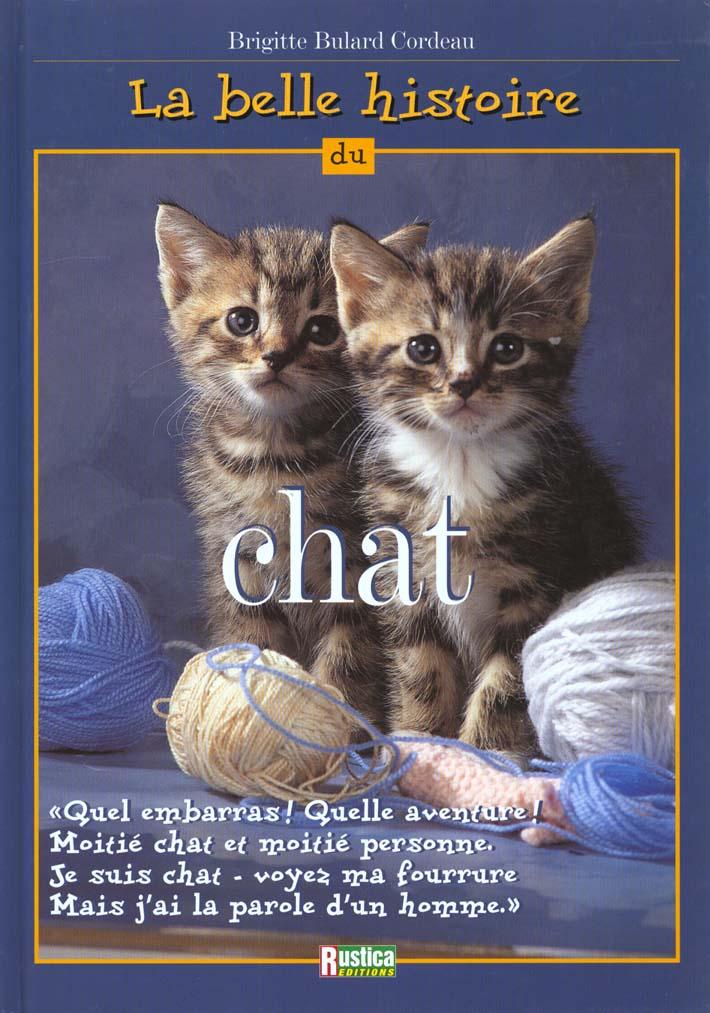 La belle histoire du chat