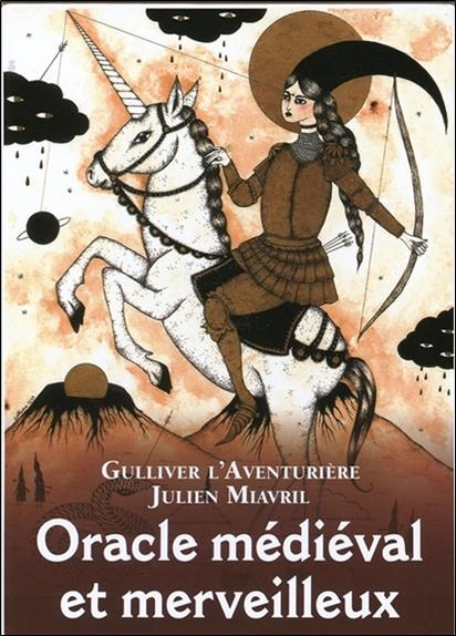 Oracle médiéval et merveilleux ; cartes