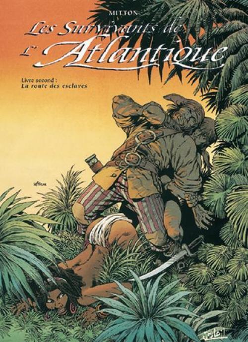 Les Survivants De L'Atlantique T02