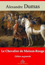 Vente EBooks : Le Chevalier de Maison-Rouge - suivi d'annexes  - Alexandre Dumas