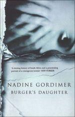 Vente Livre Numérique : Burger's Daughter  - Nadine Gordimer