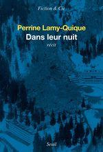 Vente Livre Numérique : Dans leur nuit  - Lamy-quique Perrine