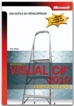 Visual C# 2010 ; étape par étape
