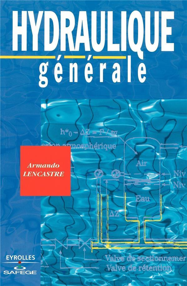 Hydraulique Generale