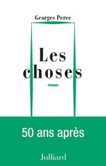 Vente Livre Numérique : Les Choses  - Georges Perec